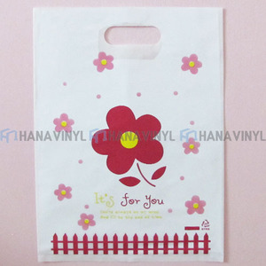 PE 꽃 링봉투 100매